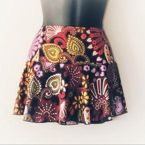 ⚡️3/$30 VS Psychedelic Print Tennis Skirt